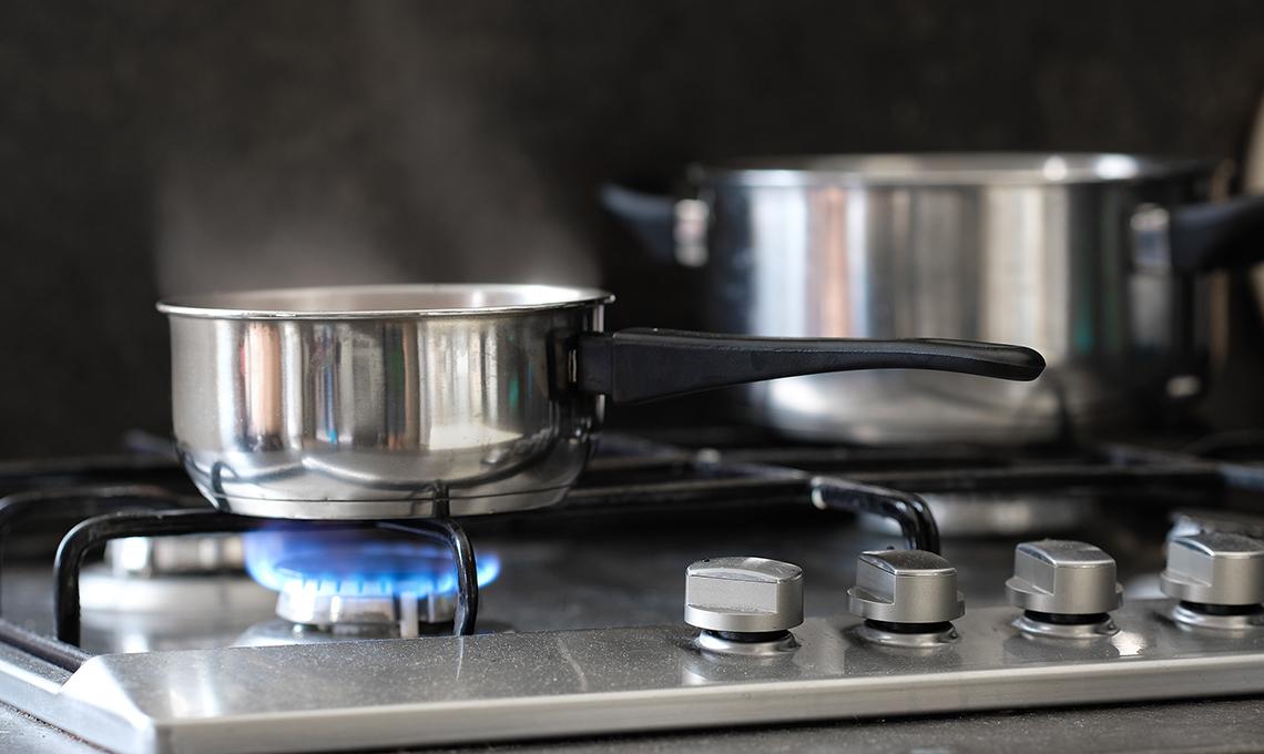 Come evitare le fughe di gas in casa